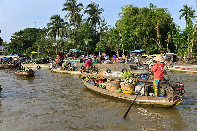 Mekong Delta Highlights Tour – 2 Days