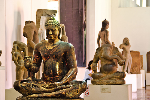 cambodia national museum in phnom penh