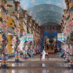 caodaism in tay ninh province southern vietnam