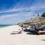 cua dai beach near Hoi An ancient town