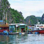 halong bay floating village vietnam tour