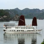 halong bay ginger cruise