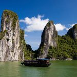 halong bay islands