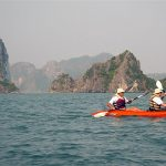 halong bay kayaking vietnam and cambodia tour package