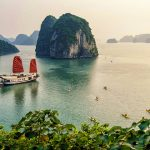 halong bay north vietnam