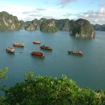 halong bay vietnam tour in 2 weeks