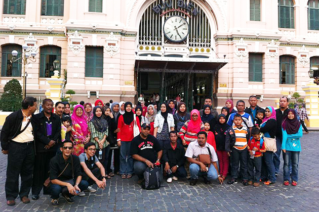 Ho Chi Minh City Muslim Free & Easy Package Tour – 3 Days