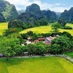 hoa lu ancient capital north vietnam tour