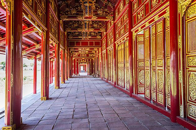 hue imperial citadel vietnam and cambodia in 16 days