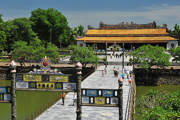 hue imperial city 15-day vietnam highlights