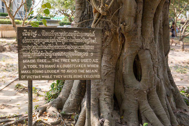 killing field in phnom penh cambodia