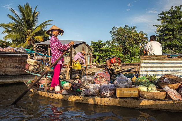 long xuyen mekong delta 5 days 4 nights