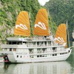luxury paradise cruise halong bay