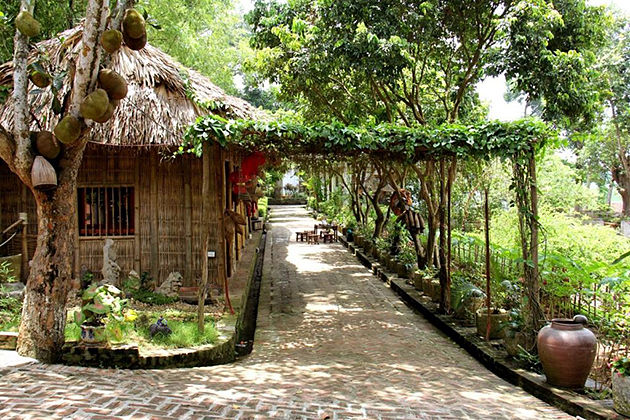 moon garden homestay north vietnam tour