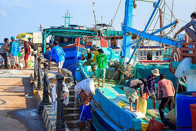phu quoc fishing village phu quoc 4-day itineraries