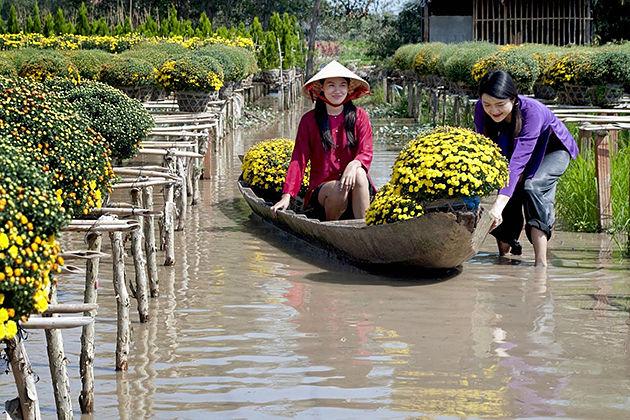 sa dec mekong delta 5 days 4 nights