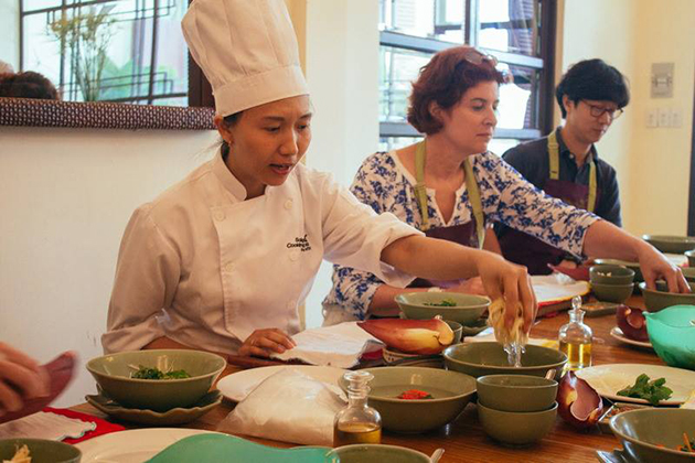 saigon cooking class 12-day vietnam tour