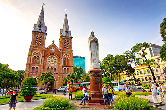 Ho Chi Minh City Tour – 1 Day