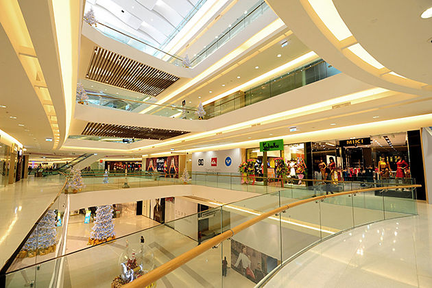 saigon shopping mall ho chi minh city tour package