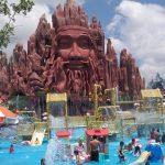 suoi tien amusement park in saigon southern vietnam family holiday