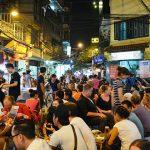 ta hien street vietnam cambodia tour 19 days