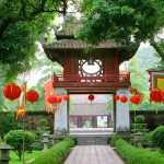 temple of literature hanoi 15-day vietnam tour