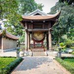 temple of literature hanoi 16-day vietnam and cambodia tour