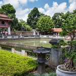 temple of literature north vietnam tour