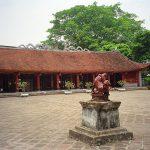 temple of literature north vietnam tour