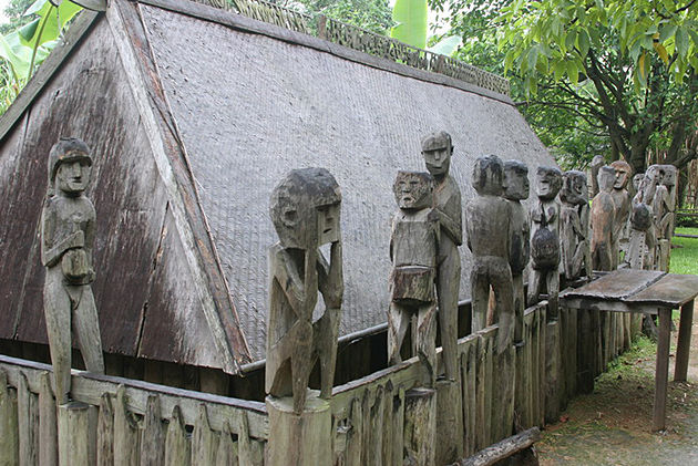 vietnam Museum of Ethnology north vietnam tour