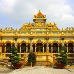 vinh trang pagoda southern vietnam tour