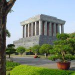 ho chi minh mausoleum hanoi 9-day vietnam tour