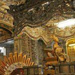 khai dinh tomb hue vietnam tour