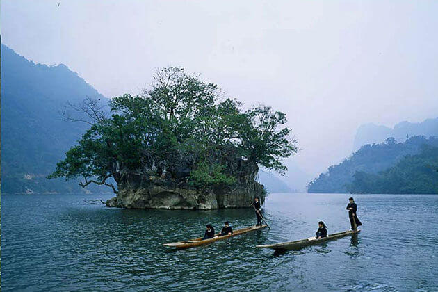 Ba Be Lake Ha Giang Rocky Plateau Tour