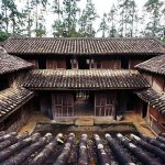 H'mong Kings Palace in Ha Giang Rocky Plateau Tour