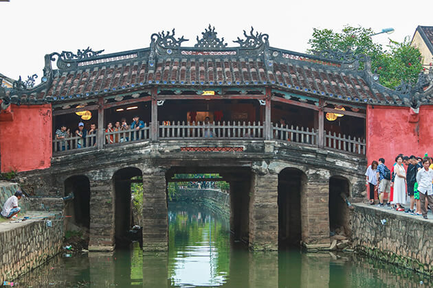 Hoi An Japanese Bridge Pagoda