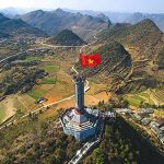 Lung Cu Flag Tower Ha Giang Rocky Plateau Tour