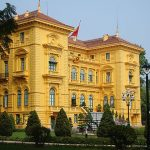 Presidential Palace in hanoi vietnam tour