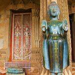 Vat Phrakeo laos vietnam tour