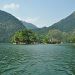 ba be lake cao bang vietnam west and east adventure tour