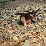 cu chi tunnels laos vietnam tour