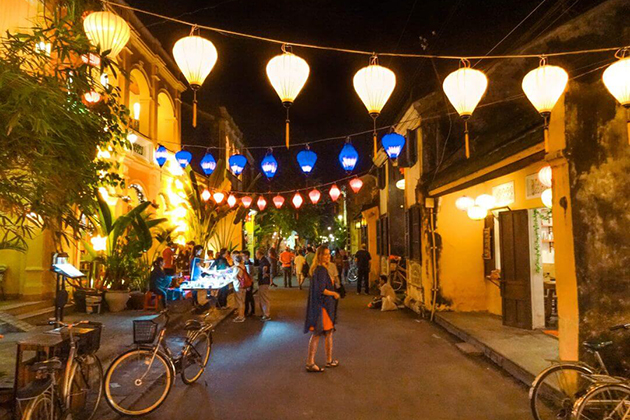 hoi an ancient town 7-day vietnam tour