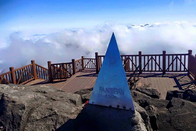 mount fansipan peak vietnam discovery tour packages