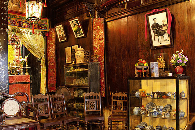 tan ky house vietnam laos tour