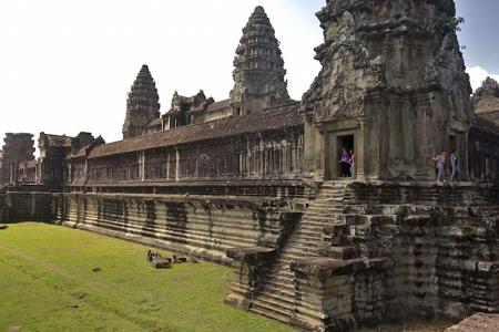 Angkor Wat. Siem Reap, Cambodia