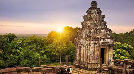 Treasures of Siem Reap Tour – 3 Days