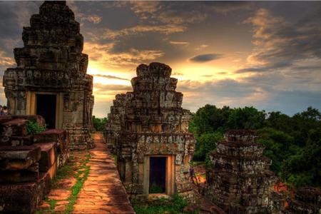Phnom Bakheng Hills