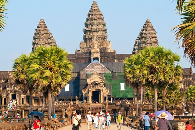 Siemreap Cambodia Tour