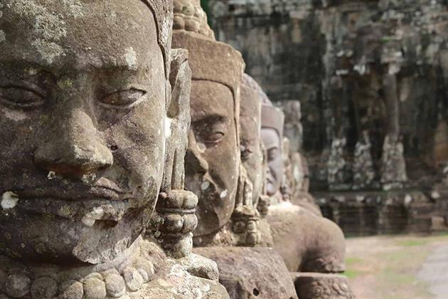 Glimpse of Siem Reap & Phnom Penh Tours – 7 Days