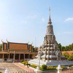 silver pagoda phnom penh tour